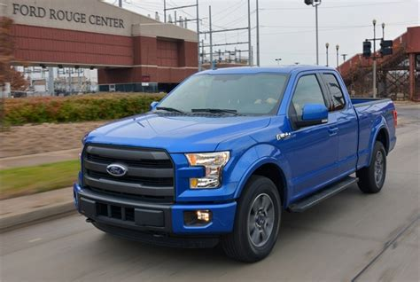 Ford Offers Heavy Payload F 150 to Commercial Users   News