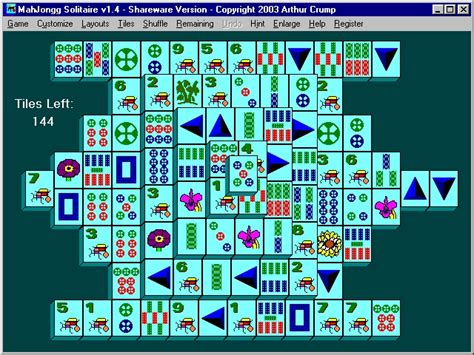 Mahjong Tiles Solitaire Strategy by Image Gallery Mahjongg Solitaire