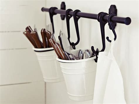 ikea kitchen utensils storage ikea create a hanging utensil holder with items sold at 4573