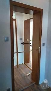 Montáž obložkových zárubní posuvné dveře