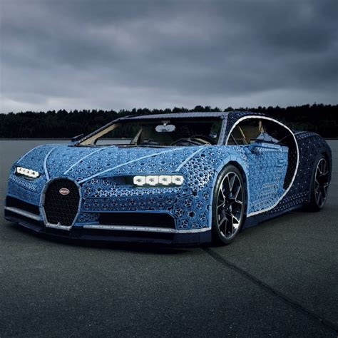 Where Are Bugatti Made by You Can Drive This Bugatti Chiron Made Of Legos