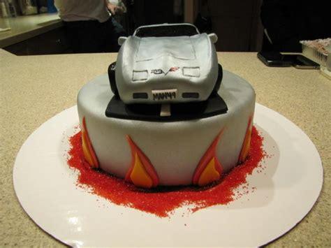 corvette birthday cake corvetteforum chevrolet