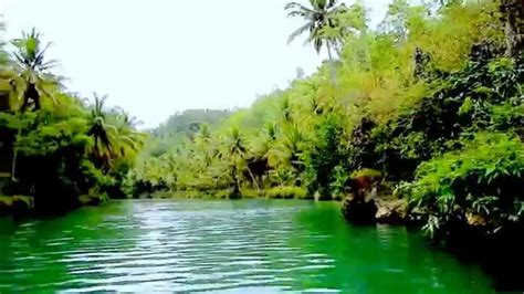 sungai maron pacitan wisata alam  tersembunyi youtube