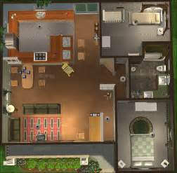mod the sims cottage bungalow