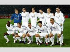 real madrid roster in 2002
