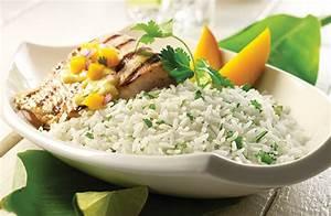 Mahatma Coconut Mango Grilled Fish With Rice America's