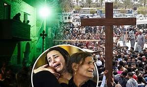 Egyptian Christians Lock Themselves Inside Church as They ...