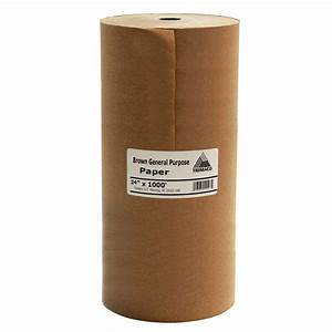 Easy Mask 24 in x 1000 ft Brown Masking Paper-12104