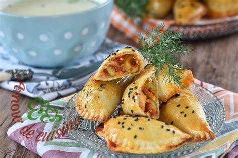 recette cuisine moderne avec photos empanadas au poulet amour de cuisine