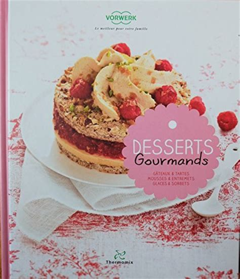 thermomix dessert gourmands free ebooks
