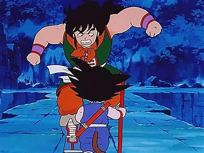 Goku Dragon Ball Yamcha Kid Cloud Death