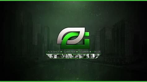 Optic Gaming Logo Wallpaper Optic Gaming Pc Wallpaper Wallpapersafari