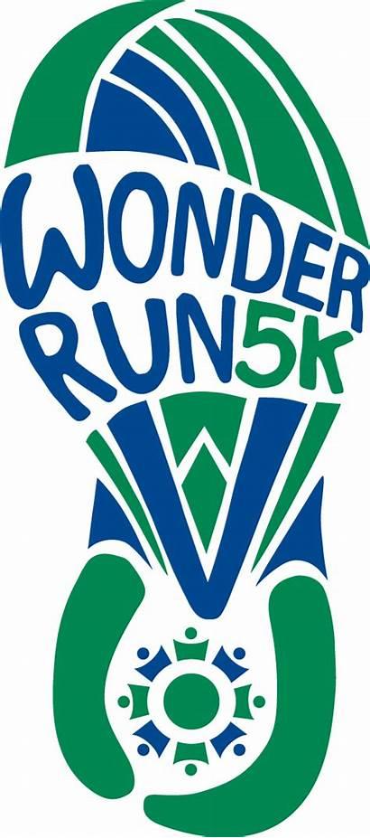 Run Wonder Race 5k Fun Logos Runner