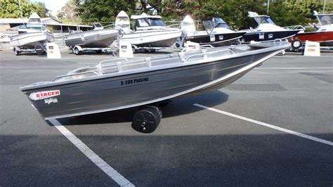 Boat Trailer Only For Sale by New Stacer 399 Proline Striker Hull Only Trailer Boats
