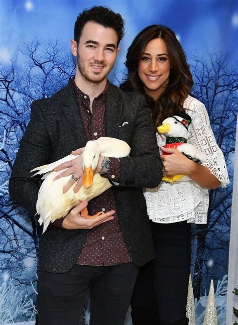 Kevin Jonas On The Moment Daughter Alena Met Sister Valentina For The First Time — And How His