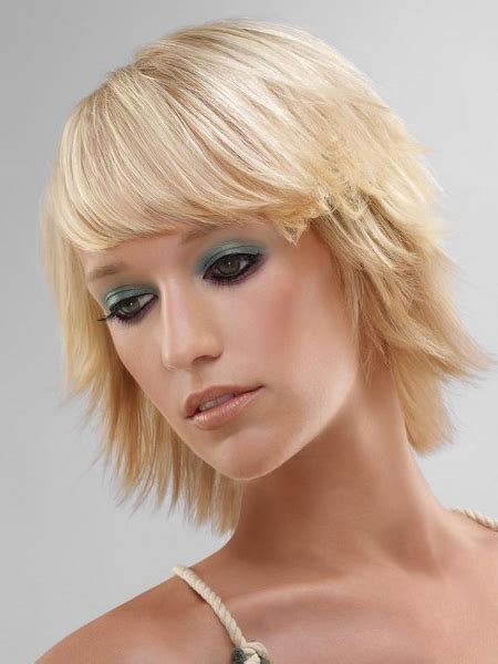 Hairstyles For Thin Hair For by Pictures Best Hairstyles For Thin Hair With Bangs