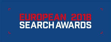 European Search Awards 2018