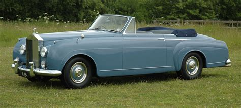 roll royce car 1950 rolls royce cars of the 1950s to 1960s