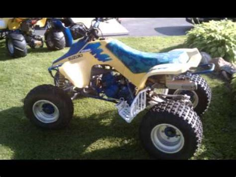 Suzuki Lt250r For Sale by 1991 Suzuki Lt250r Quadracer Mint For Sale 2100