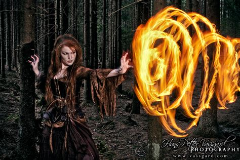 Sorceress Hdr By Taragon On Deviantart