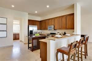 kitchen island peninsula pictures of kitchens traditional medium wood cabinets golden brown page 3
