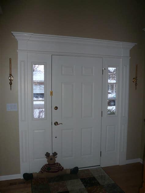 Images  Front Door Surrounds  Pinterest