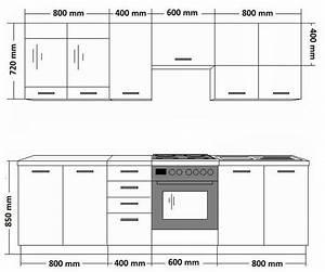 Küche 260 Cm : k che eko 260 cm k chenzeile k chenblock variabel stellbar in akazie holznachbildung kaufen ~ Indierocktalk.com Haus und Dekorationen