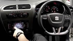 Autodab  Seat Leon Dab-st1 User Guide