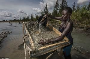 How West Papua's gold rush has created a wasteland | Daily ...