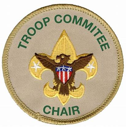 Scout Troop Chair Leader Eagle Coordinator Boy