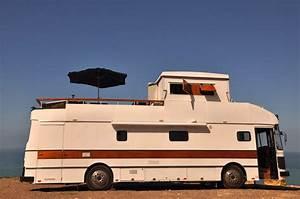 Les Camping Car : le camping car passe partout car transform en camping car ~ Medecine-chirurgie-esthetiques.com Avis de Voitures