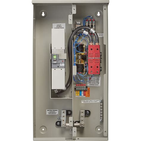 shipping generac service entrance rated automatic