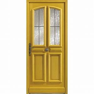 porte d39entree sur mesure en bois autrans excellence With porte entrée sur mesure