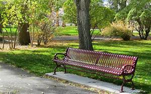 Park Bench wallpaper - 693623