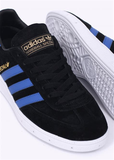 Original Blue Black adidas originals spezial trainers black blue