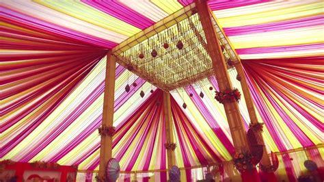 Indian Traditional Wedding Decor YouTube