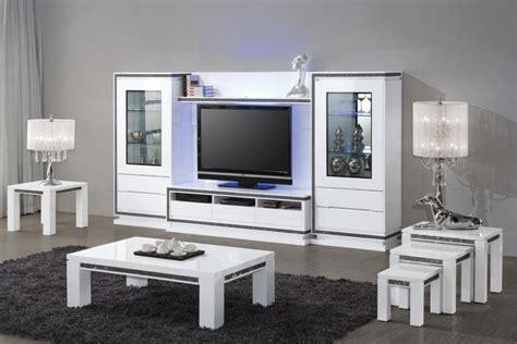 le led bureau meuble vitrine collection diamonds bois laqué blanc