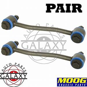 Moog New Front Sway Bar Links Pair For Ford F250 F350 F450