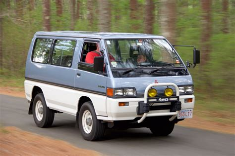 mitsubishi delica delica starwagon of the commonwealth clunkbucket