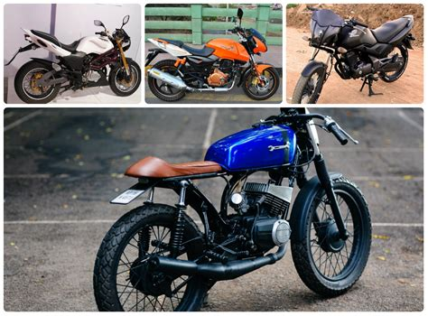 Modified Bikes In India On The Rise  Bikes And Motorcycle