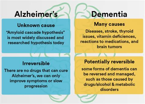 whats  difference debunking dementia  alzheimers