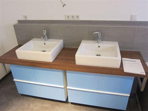 Ikea Badezimmer Waschbecken ikea godmorgon mit 2x duravit vero bad in 2019 ikea