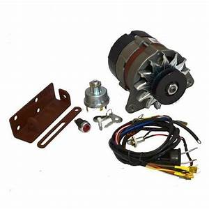 Massey Ferguson Fe35 Dynamo To Alternator Converstion Kit New
