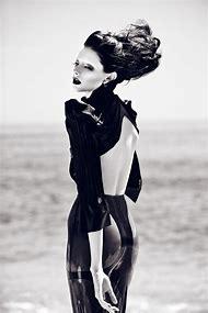 Dramatic Fashion Photography