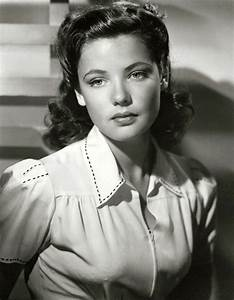 Christina Cassini Gene Tierney Daughter - Pics about space