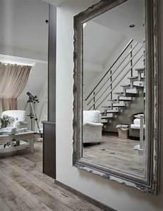 Miroir Grande Taille : le miroir mural grande taille accessoire pratique et ~ Farleysfitness.com Idées de Décoration
