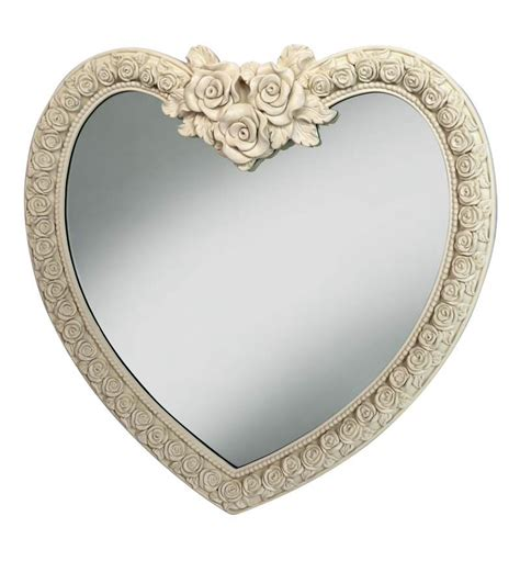 Heart Shaped Mirror With Rose Frame In Cream By. Kitchen Pegboard. Front Patio. Backyard Retreats. Ethanol Fireplaces. Lighting Above Kitchen Table. Tuftex Carpet Reviews. Chandelier With Fan. Tiny Bathroom
