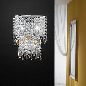 applique wall country shabby chic With applique miroir led