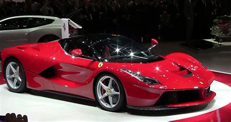 Rich Man Took k Bank Loan With His Ferrari As Collateral