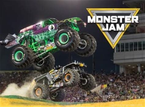 tickets for monster truck show monster jam coming to spectrum center in january